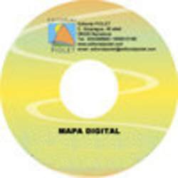 BOUMORT 1:20.000 [CD-ROM] CARTOGRAFIA DIGITAL GPS -PIOLET