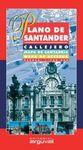 SANTANDER, PLANO DE 1:4.000 -ARGUVAL