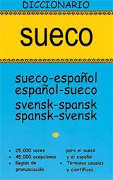 SUECO. DICCIONARIO