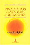 PRODIGIOS DE LOS YOGUIS DE BIRMANIA