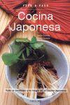 COCINA JAPONESA. PASO A PASO