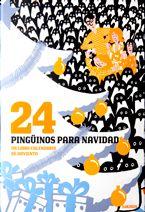 24 PINGUINOS PARA NAVIDAD [DESPLEGABLE]
