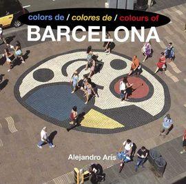 COLORS DE BARCELONA, COLORES DE BARCELONA, BARCELONA COLORS