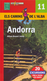 11. ANDORRA -ELS CAMINS DE L'ALBA -ALPINA