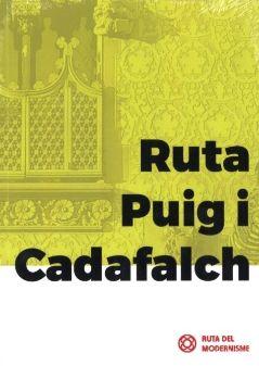 RUTA PUIG I CADAFALCH [CAT]