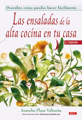ENSALADAS DE ALTA COCINA EN TU CASA