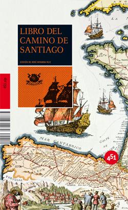 LIBRO DEL CAMINO DE SANTIAGO