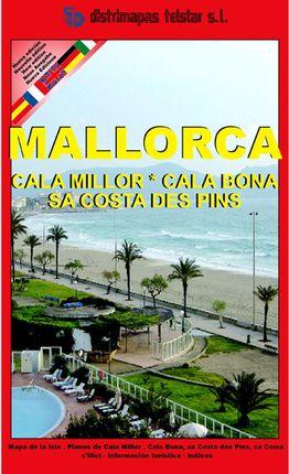 MALLORCA - CALA MILLOR [1:200.000] -TELSTAR