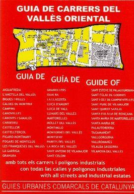 VALLÈS ORIENTAL (GUIA DE CARRERS) -TELSTAR