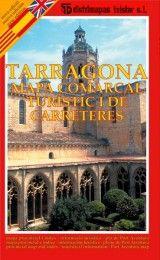 TARRAGONA (MAPA COMARCAL I DE CARRETERES) 1:200.000 -TELSTAR