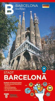BARCELONA (DEU) 1:12.000 -TELSTAR