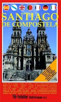 SANTIAGO DE COMPOSTELA [1:9.600] -TELSTAR