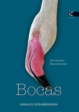 BOCAS -ANIMALES EXTRAORDINARIOS