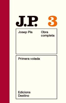 O.C.J.PLA 3 PRIMERA VOLADA
