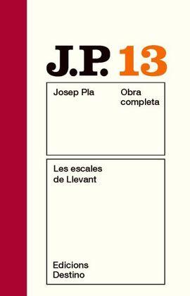 O.C.J.PLA 13 LES ESCALES DE LLEVANT