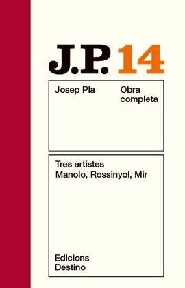 O.C.J.PLA 14 TRES ARTISTES