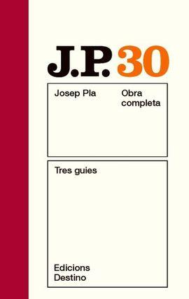 O.C.J.PLA 30 TRES GUIES