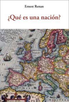 QUÉ ES UNA NACIÓN?