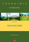 VALLE DE LIERP. TOPONIMIA DE RIBAGORZA (12)