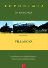 17. VILLANOVA -TOPONIMIA DE RIBAGORZA