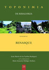 MUNICIPIO DE BENASQUE -TOPONIMIA DE RIBAGORZA-
