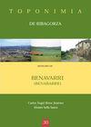 MUNICIPIO DE BENAVARRI -TOPONIMIA DE LA RIBAGORZA