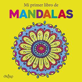 MI PRIMER LIBRO DE MANDALAS