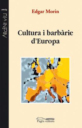 CULTURA I BARBARIE D'EUROPA