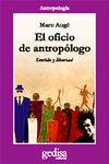 OFICIO DE ANTROPOLOGO, EL