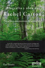 BIOGRAFÍA Y OBRA DE RACHEL CARSON