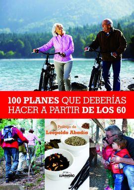 100 PLANES QUE DEBERIAS HACER A PARTIR DE LOS 60