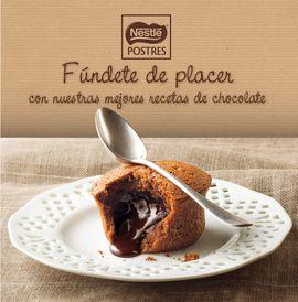 FÚNDETE DE PLACER CON NUESTRAS MEJORES RECETAS DE CHOCOLATE