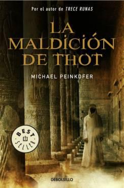 MALDICION DE THOT, LA [BOLSILLO TAPA DURA]
