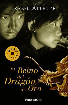 REINO DEL DRAGON DE ORO, EL [BOLSILLO]