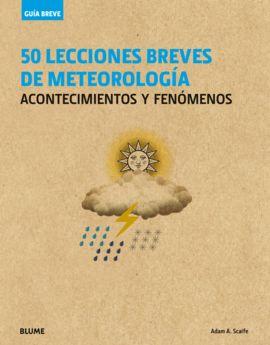 50 LECCIONES BREVES DE METEOROLOGÍA -GUÍA BREVE