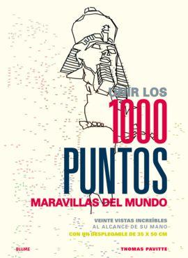 UNIR LOS 1000 PUNTOS. MARAVILLAS DEL MUNDO
