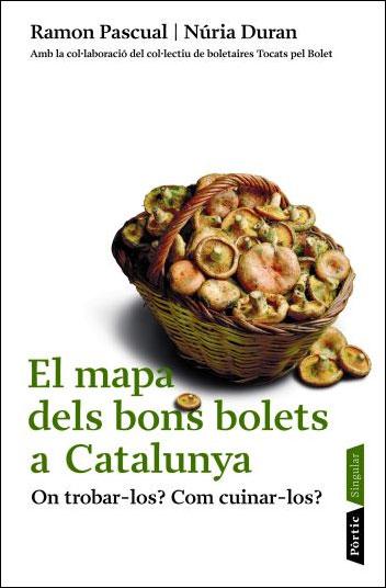 MAPA DELS BONS BOLETS A CATALUNYA, EL