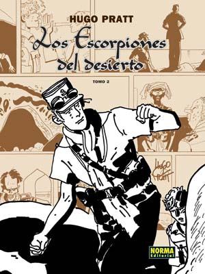 ESCORPIONES DEL DESIERTO, LOS - TOMO 2