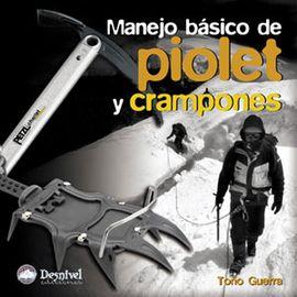MANEJO BASICO DE PIOLET Y CRAMPONES