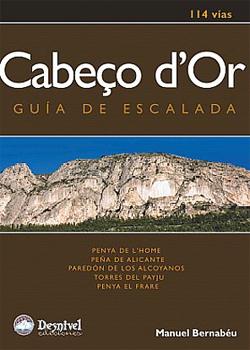 CABEÇO D'OR. GUIA DE ESCALADA