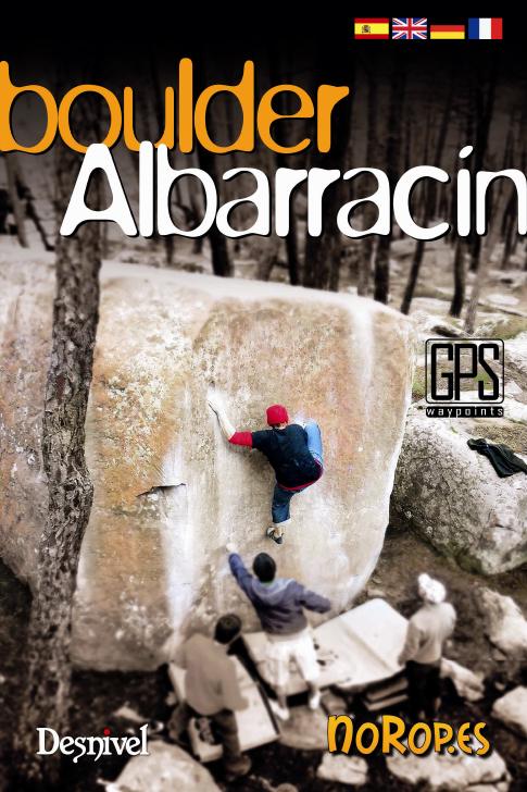 BOULDER ALBARRACIN [CAS-ENG-DEU-FRA]