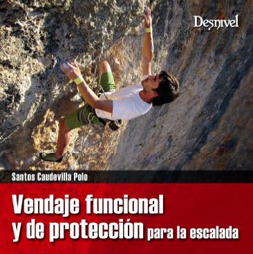VENDAJE FUNCIONAL Y DE PROTECCION PARA LA ESCALADA