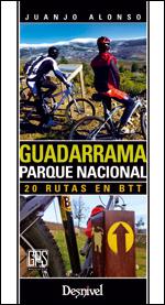 GUADARRAMA PARQUE NACIONAL, 20 RUTAS EN BTT