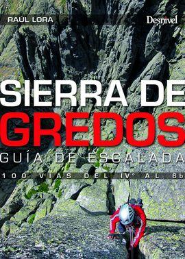 SIERRA DE GREDOS. GUIA DE ESCALADA