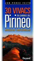 30 VIVACS EN CUMBRES DEL PIRINEO