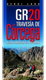 GR 20 TRAVESIA DE CORCEGA