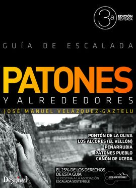 PATONES Y ALREDEDORES. GUIA DE ESCALADA