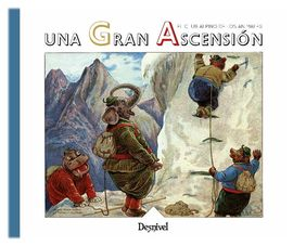 UNA GRAN ASCENSION