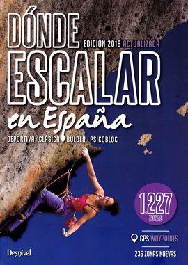 DONDE ESCALAR EN ESPAÑA