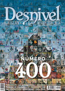 400 DESNIVEL -REVISTA